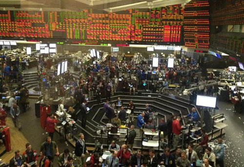 CBOT PIT Trading